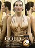 2011 KIM KARDASHIAN Gold fragrance US