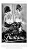 1925 HAUTANA bras: Spain (quarter page Elegancias)