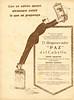 1923 PAZ hair regenerator Spain ( El Mundo Gráfico)