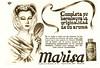 1946 MARISA Eau de Cologne: Spain (half page)