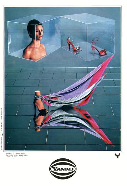 1980 YANKO shoes Spain (Nueva) visual 1