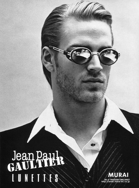 1995 JEAN PAUL GAULTIER sunglasses Italy (Vogue)