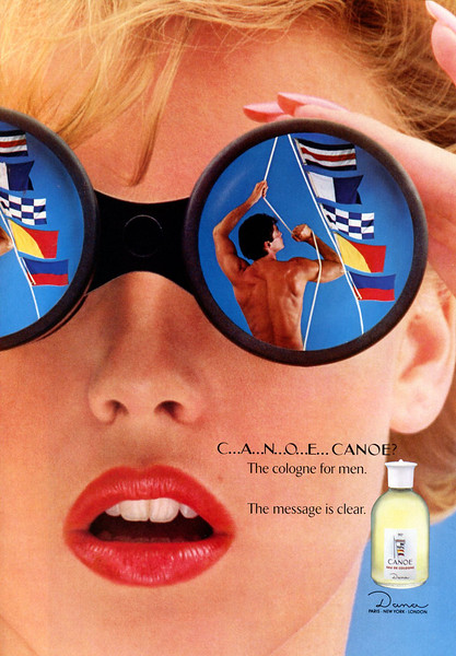 1996 DANA Canoe fragrance US