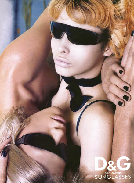 2004 D&G Sunglasses Spain (Marie Claire)