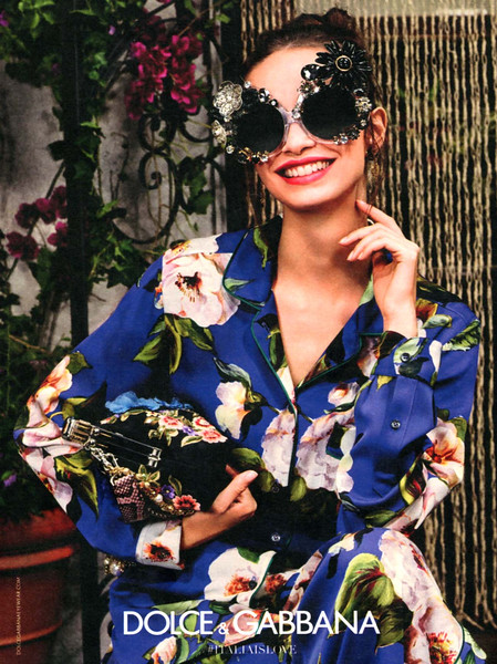2016 DOLCE & GABBANA sunglasses Spain (Woman)