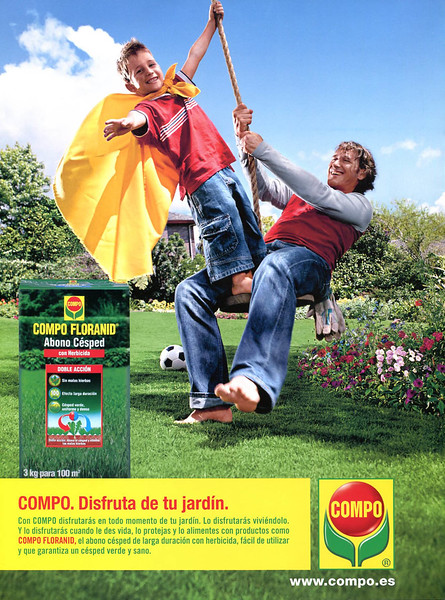 2006 COMPO fertilizers: Spain
