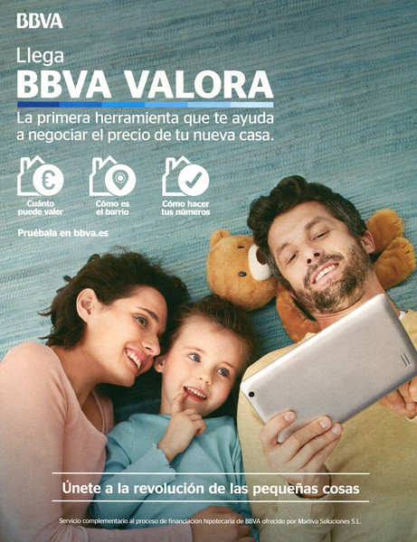 2016 BBVA bank: Spain (El País Semanal)