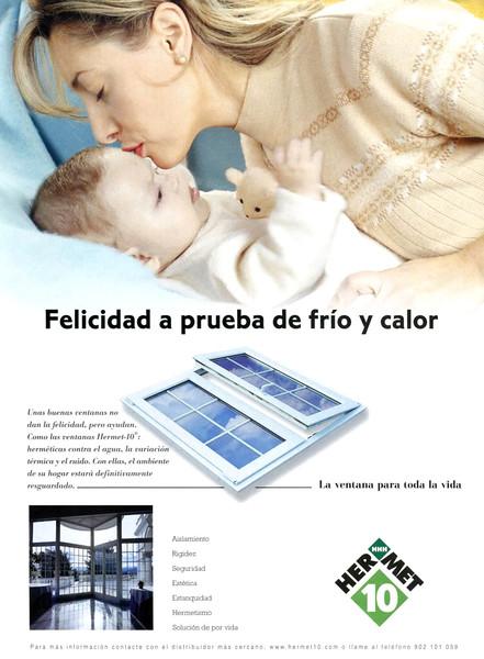 2002 HERMET window frames Spain (Mi Casa)