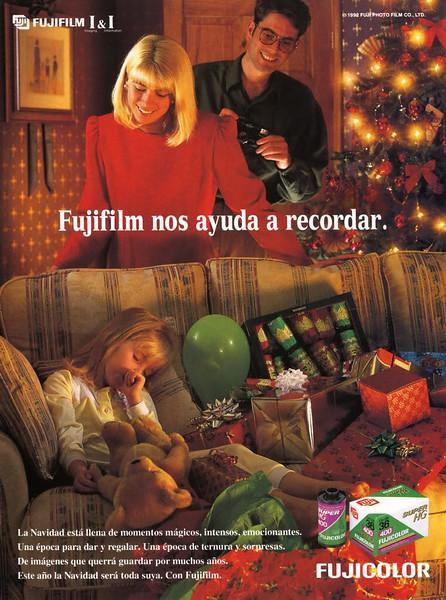 1992 FUJI color film Spain (Ronda Iberia)