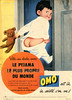 1957 OMO detergent: France (Paris Match)