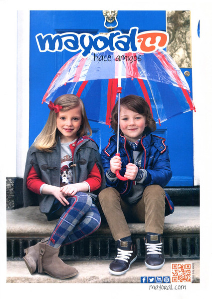 2013 MAYORAL footwear: Spain (Elle Kids)