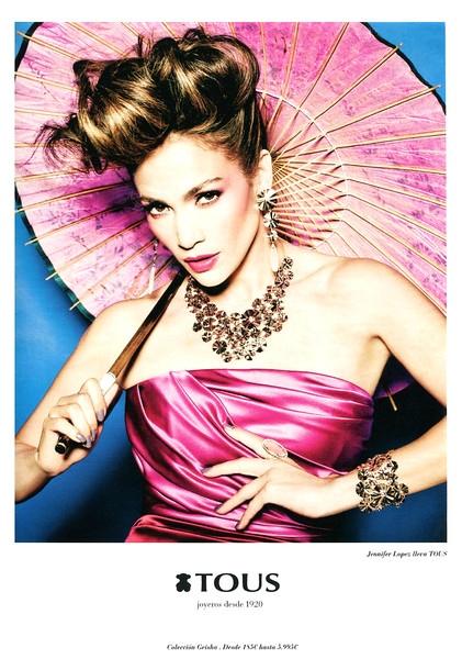 2011 TOUS jewellers Spain (Hola) featuring Jennifer Lopez