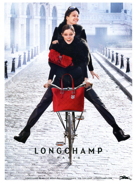 2012 LONGCHAMP handbags UK (Marie Claire)