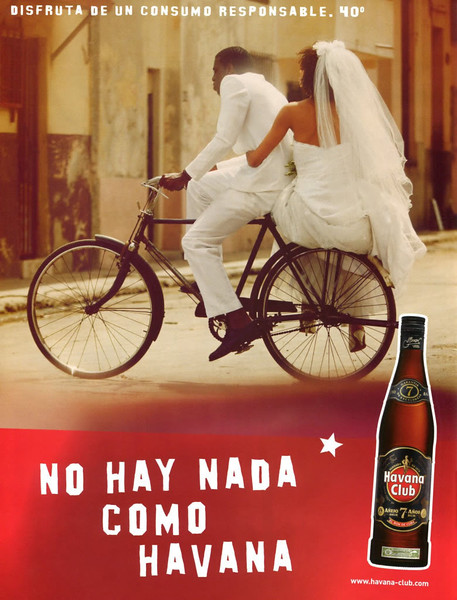 2011 HAVANA CLUB rum: Spain (Vogue) 'There's nothing like Havana'