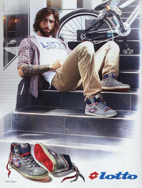 2012 LOTTO sportswear: Italy (Amica)