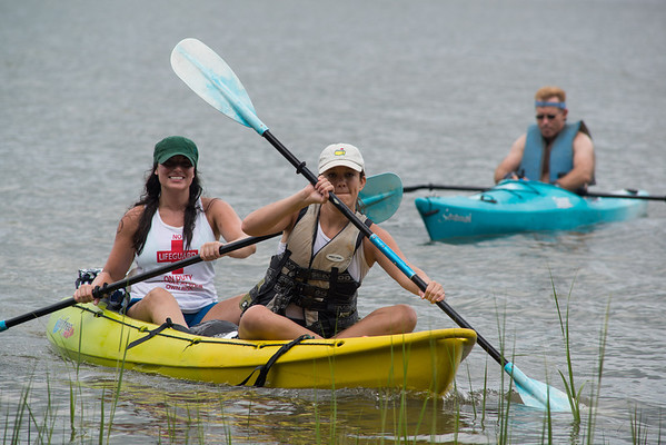 ADA Kayak for a Cure