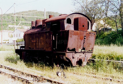 FCS 1 at Sorgono on 15th May 2001