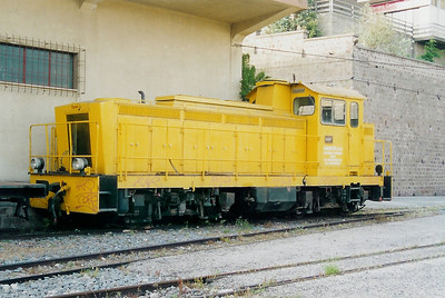 Unknown at Nuoro on 14th May 2001