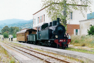 FCS 5 at Tirso on 14th May 2001