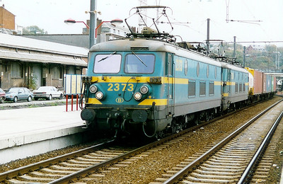 2373 at Namur on 30th October 1998
