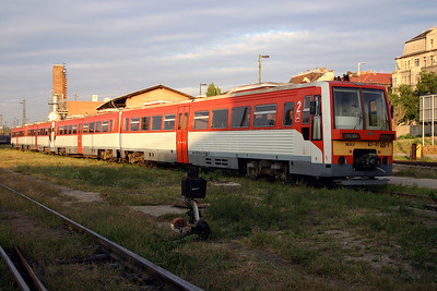6341 006 at Budapest Nyugati Depot on 29th September 2004