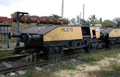 HLS 12 at Rakos Depot on 29th September 2004