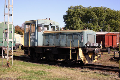 M28 2005 at Nagykanizsa Depot on 30th September 2004