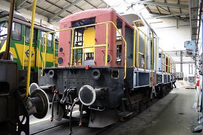 2) GySEV, V40 401 at Sopron Depot on 2nd October 2004