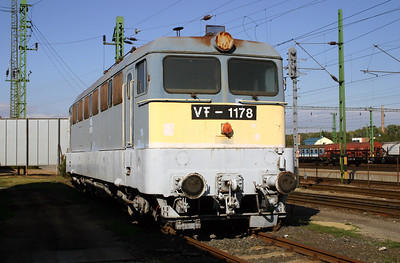 VF 1178 at Nagykanizsa on 30th September 2004