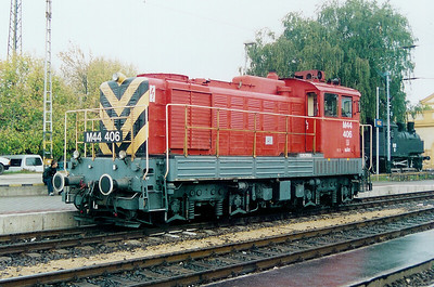 M44 406 at Vac on 4th October 2003