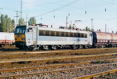 V63 036 at Ferencvaros Yard on 7th October 2003