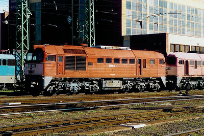 M62 193 at Szombathely on 5th October 2003