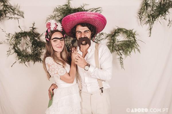 JOANA + HUGO FOTOCABINE