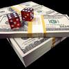 Hundred Dollar Bills & Dice