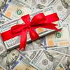 Wrapped Newly Designed U.S. One Hundred Dollar Bills