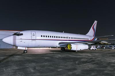 Sierra American Corp  Boeing 737-205(A) N465TW 7-12-20 4