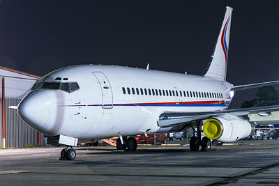 Sierra American Corp  Boeing 737-205(A) N465TW 7-12-20 2
