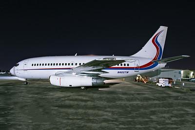 Sierra American Corp  Boeing 737-205(A) N465TW 7-12-20
