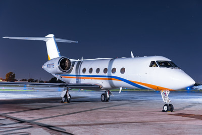 Gulfstream GIV-SP N707TE 7-11-20