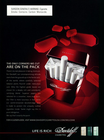 TOBACCO ads avaiable for sale