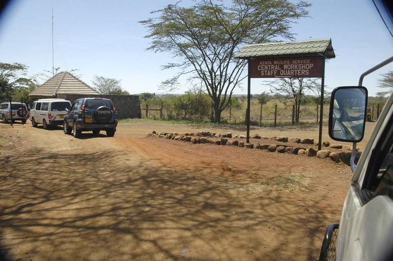 x_054 Entering Nairobi Nat'l Park enroute to Sheldrick