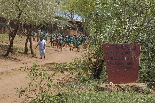 061003c Marungu Primary School
