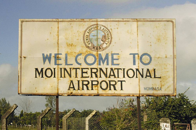 x_02 arriving at Mombasa's airport