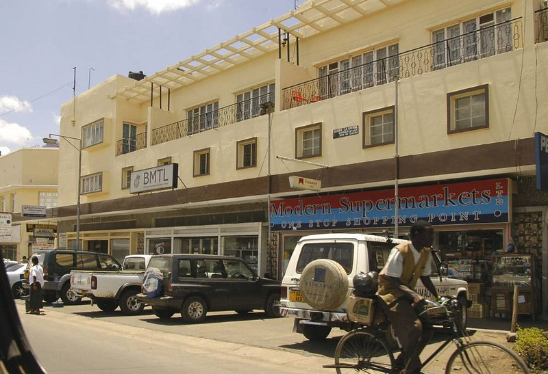 x_81 downtown Arusha
