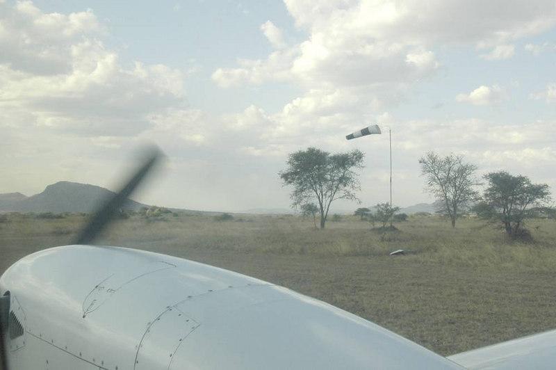 x_20 Seronera Airstrip
