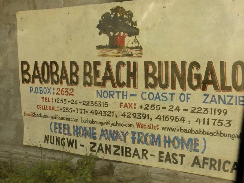 x_82 Baobab Beach Bungalows - our destination