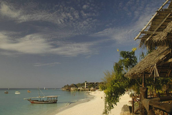 061011c Arriving in Zanzibar