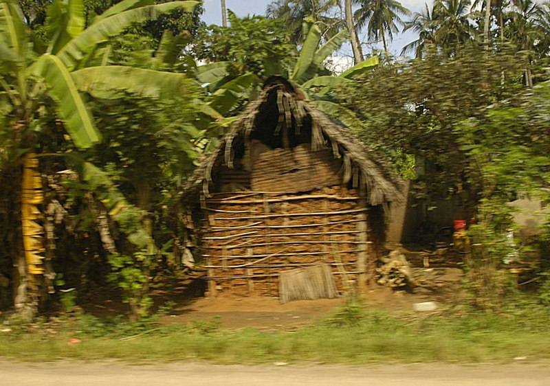 x_37 traditionally built home along the road