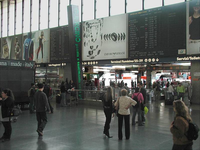 x-0929 station interior looking toward trains