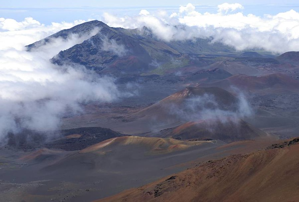 5th day - Haleakala and the up-country